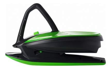 Снегокат детский Gizmo Riders Skidrifter черно-зеленый