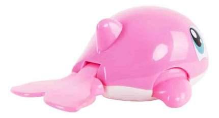 Игрушка для купания Водоплавающие розовый дельфин Happy Kid Toy 4302