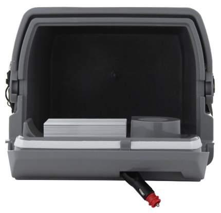 Автохолодильник EZETIL ESC 21 серый, серебристый, синий