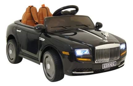 Автомобиль Rolls Royce черный RIVERTOYS C333CC