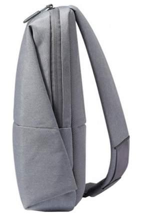 Рюкзак Xiaomi Mi City Sling Bag ZJB4070GL светло-серый 4 л