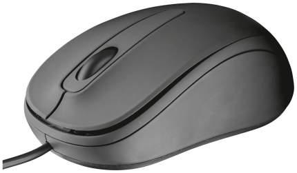 Проводная мышка Trust Ziva Grey (21508)