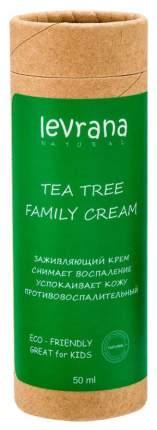 Крем для тела Levrana Чайное Дерево 50 мл