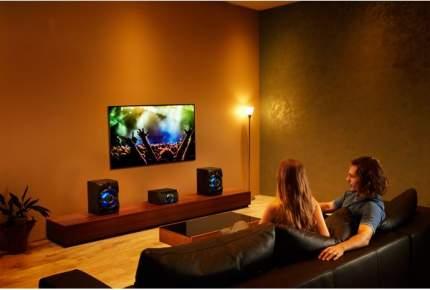 Музыкальная система Sony MHC-M60D/С Black