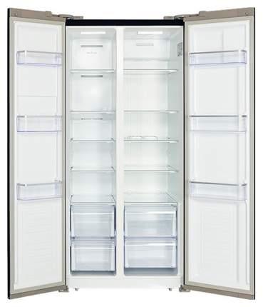Холодильник Hiberg RFS-480DX NFGB Black