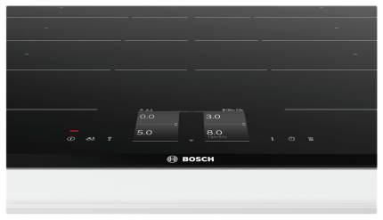 Встраиваемая варочная панель индукционная Bosch PXY 875 KW 1E Black