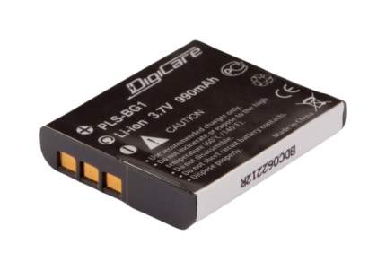 Аккумулятор для цифрового фотоаппарата Digicare PLS-BG1
