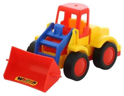 Игровой набор Wader Автомобиль-самосвал и базик погрузчик