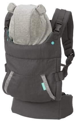 Рюкзак кенгуру Infantino Baby Carrier Cuddle Up с капюшоном