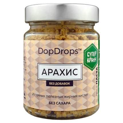 Паста арахис DopDrops супер кранч без добавок 200 г