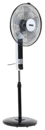 Вентилятор напольный Zanussi ZFF-910 white/black