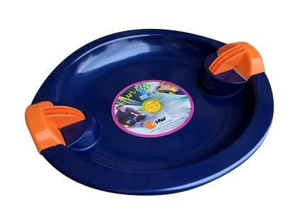 Ледянка KHW Fun ufo синяя, 65 см