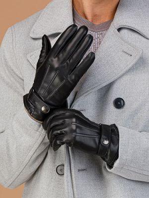 Перчатки мужские Eleganzza IS980 черные 10