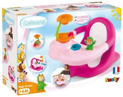 Стульчик-сидение для ванной (цвет: розовый)