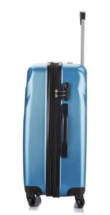 Чемодан с расширением L'Case Phuket-20 Синий ручная кладь S