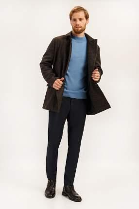 Пальто мужское Finn Flare A19-42004 черное XL