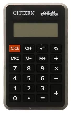 Калькулятор карманный Citizen LC310NR