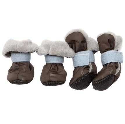 Ботинки для собак OSSO Fashion EVA, на меху, для мелких пород, размер S