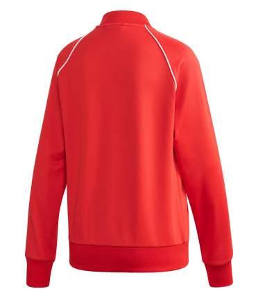 Женская олимпийка Adidas SST FM3313 красный 38