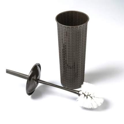 Комплект WC ажурное плетение AJUR  Венге