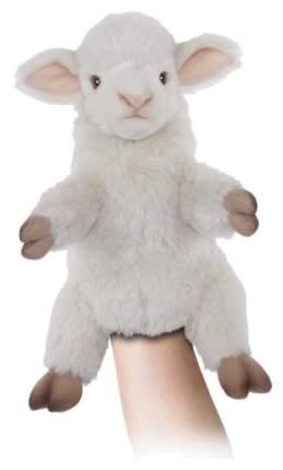 Мягкая игрушка на руку Hansa для кукольного театра Барашек 27 см