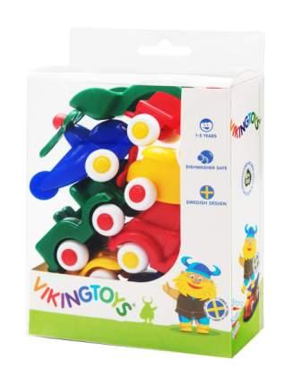 Набор пластиковых машинок Viking toys Мини 7 см