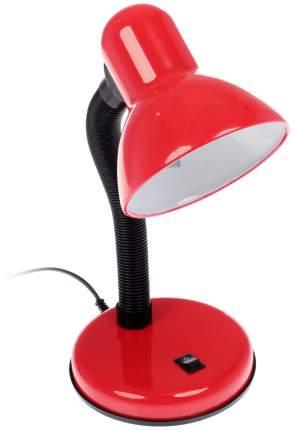 Настольный светильник ЭРА N-120-E27-40W-R Красный