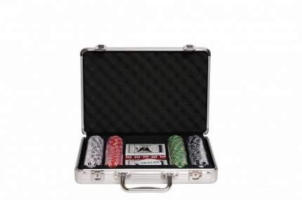Набор для покера Partida Royal Flush на 200 фишек
