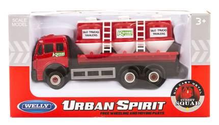 Коллекционная модель WELLY URBAN SPIRIT 99610B