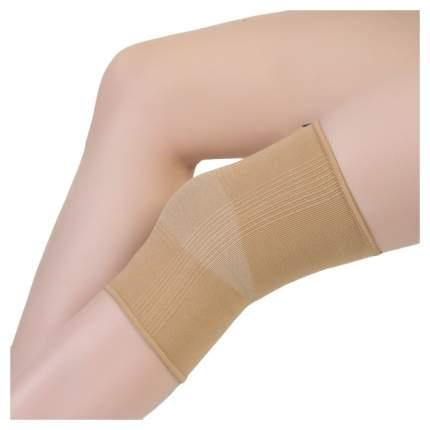 Бандаж B.Well rehab на коленный сустав W-331 M бежевый