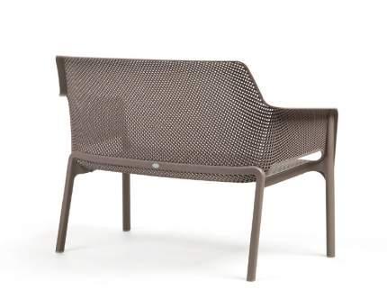 Садовая скамейка Nardi 003/4033810000 Net Bench серый