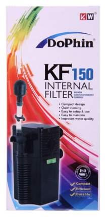Фильтр для аквариума внутренний KW ZONE Dophin KF-150, 200 л/ч, 3 Вт