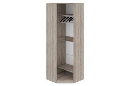 Платяной шкаф Hoff Прованс 80269498 74,9х217,8х74,9, дуб сонома трюфель/крем