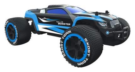 Машинка пластиковая радиоуправляемая Silverlit TE106 Синяя