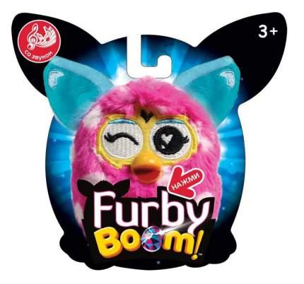 Мягкая игрушка 1 TOY Furby горох плюшевая игрушка 11 см со звуком, блистер