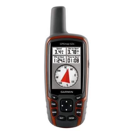 Туристический навигатор Garmin GPSMap 62S коричневый/черный