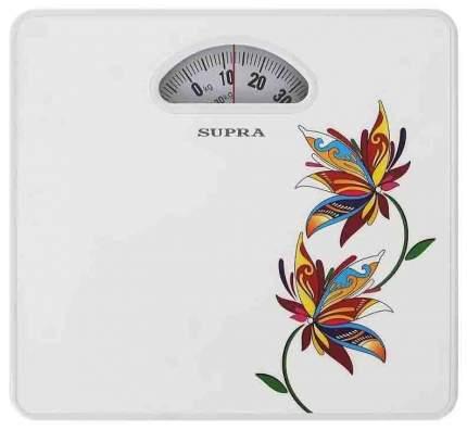 Весы напольные Supra BSS-4060 Белый, рисунок