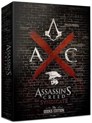 Игра Assassin's Creed Синдикат: Грачи. Collector Edition для PC