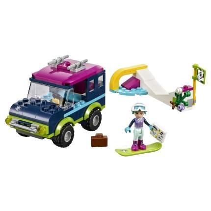 Конструктор LEGO Friends Горнолыжный курорт: внедорожник (41321)