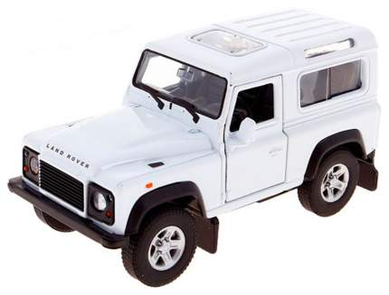 Коллекционная модель Welly Land Rover Defender 42392 1:34