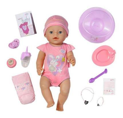 Кукла интерактивная Zapf Creation Baby born 820-414, 43 см