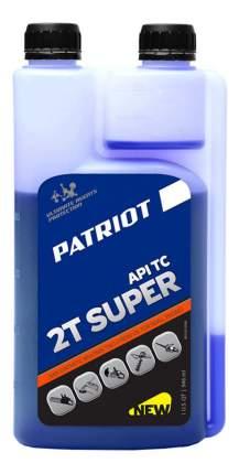 Для двухтактных двигателей PATRIOT SUPER ACTIVE 2T 850030569