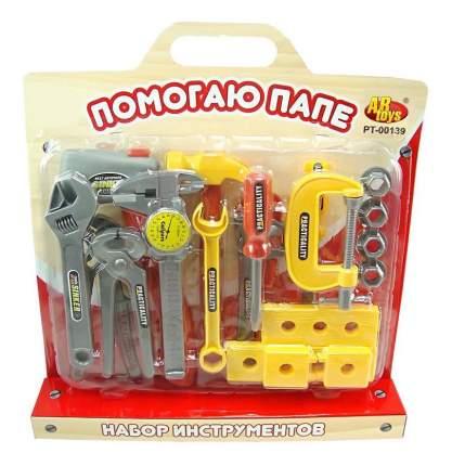 Помогаю папе. набор инструментов pt-00139(0713q-1)