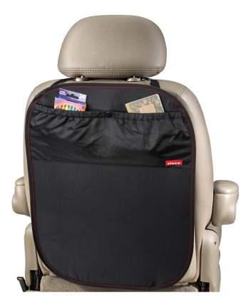 Чехол для cпинки переднего автомобильного сидения stuff'n' scuff, черный 40231