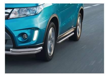 Защита порогов RIVAL для Suzuki (R.5509.003)
