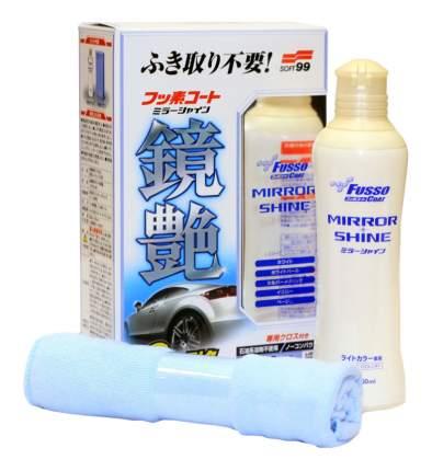 Покрытие для кузова для усиления блеска Soft99 Fusso Mirror Shine 9 Months 351, 250 мл