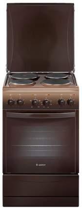 Электрическая плита Gefest ЭПНД 5140-01 0001 коричневый