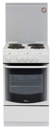 Электрическая плита DeLuxe 5004.13 White
