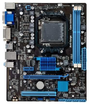 Материнская плата Asus M5A78L-M LE/USB3