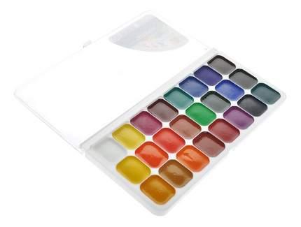 Акварельные медовые краски Луч Классикa 24 цвета